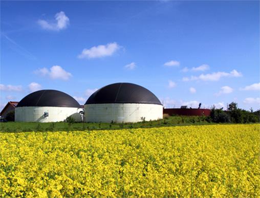 vsep биогаза
